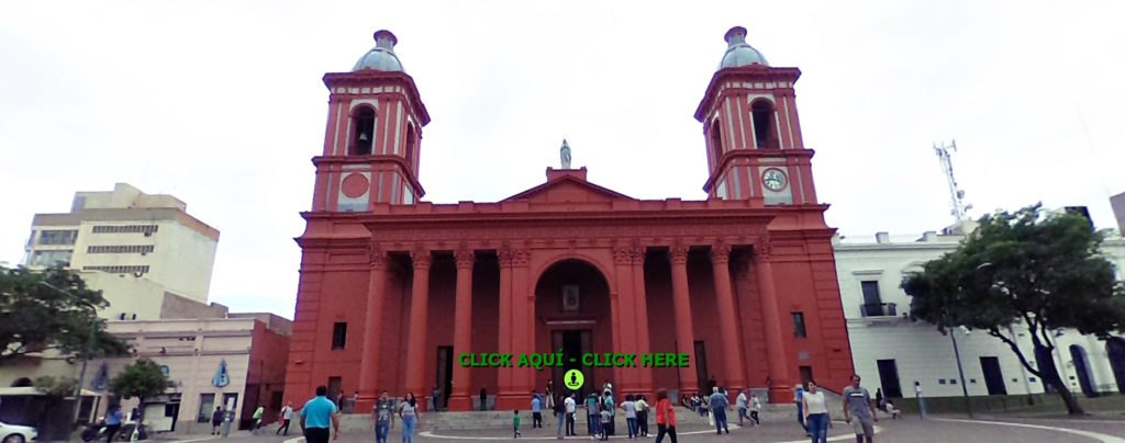 Catedral de Catamarca Recorrido virtual