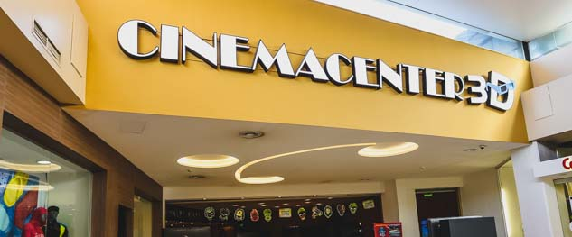 Cinemacenter Shopping Altos del solar